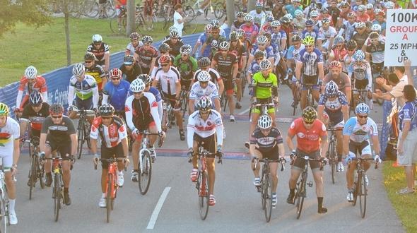 Tour De Broward raises $375,000