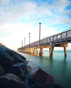 South Pointe Park Pier Miami Beach