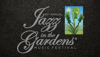 jazz in the gardens