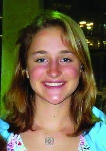 Student Spotlight: Eleonor Bauwens