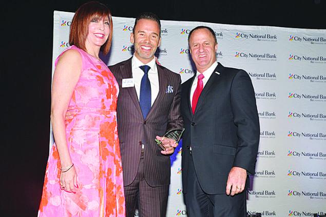 City National Bank Better Beach Award Winners