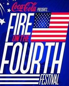 Coca-Cola Presents Miami Beach Fire on the Fourth Festival