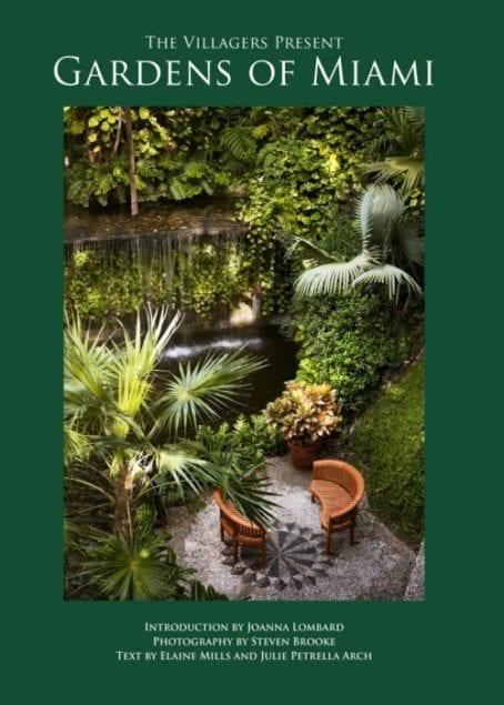 Villagers' The Gardens of Miami book receives prestigious design award