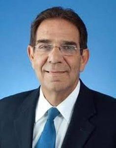 Miami-Dade Commissioner Xavier Suarez