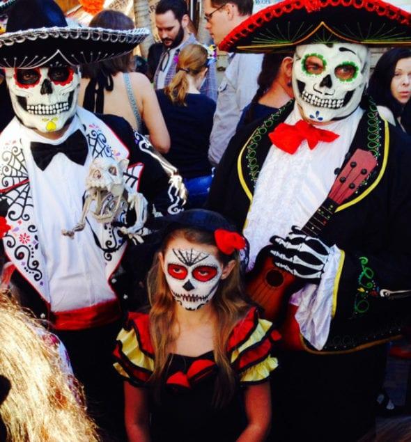 Koubek Center to launch family series with 'Dia De Los Muertos' celebration