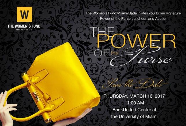 Power of the Purse Miami 2017