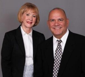 Charlette Seidel and Francisco Angulo