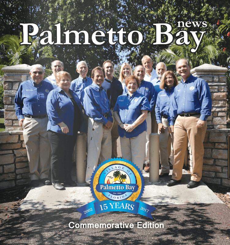 Palmetto Bay Commemorative Issue