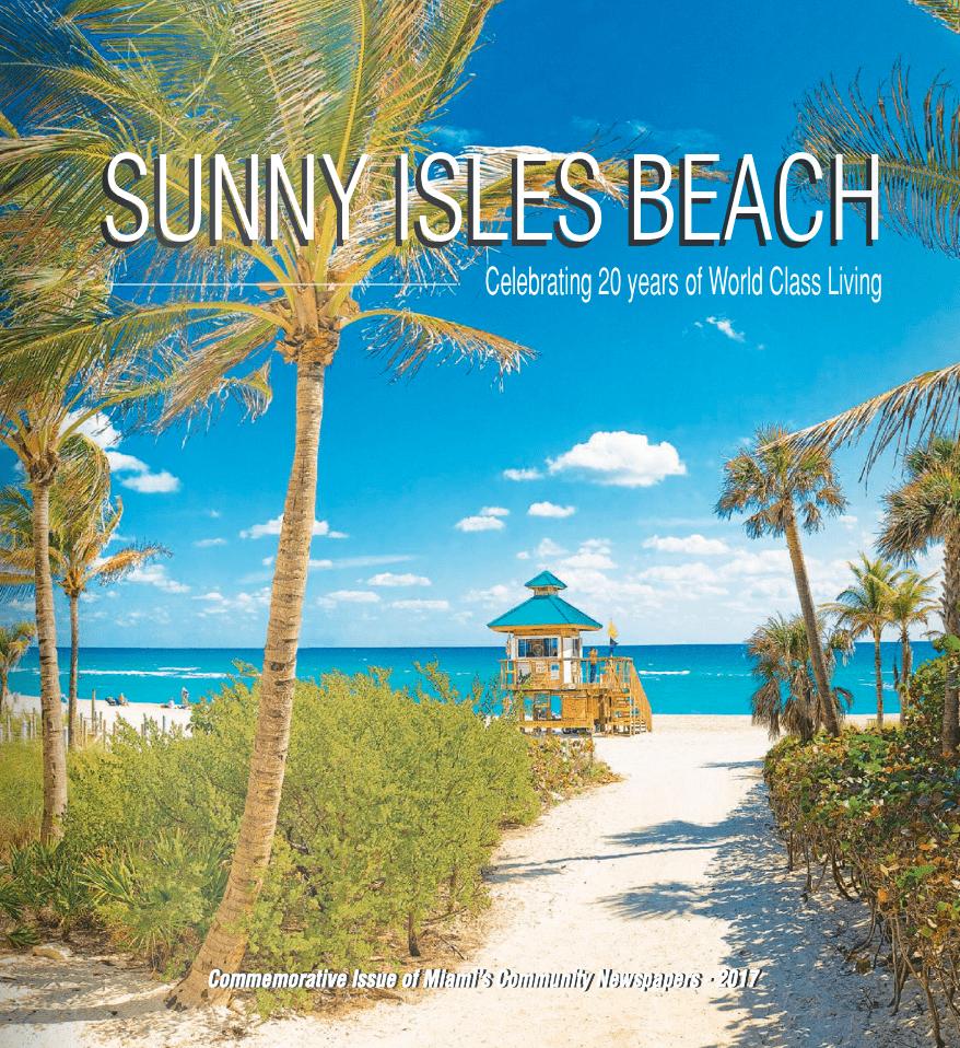 Sunny Isles Beach 20 Anniversary-min