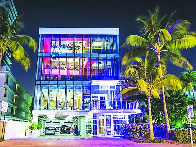 Where Miami Meets Russia