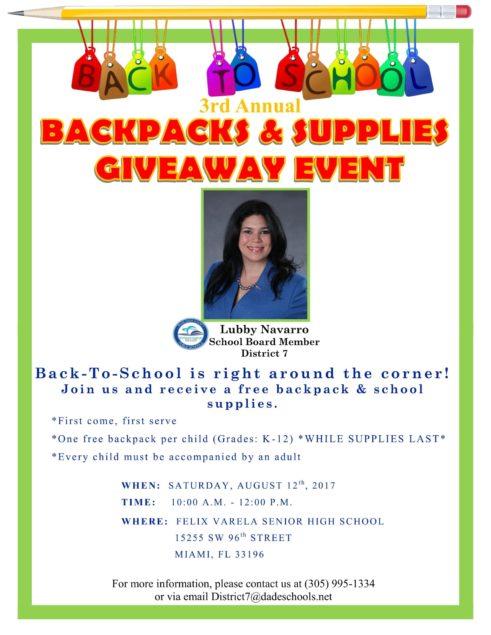 Backpack Giveaway Flyer-1-min