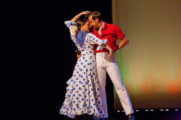Ballet Flamenco La Rosa's Fuerza Flamenca in 3 performances July 22-23 at SMDCAC