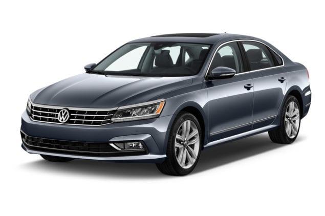 Volkswagen Passat R-line: safe, reliable sedan with great tech features