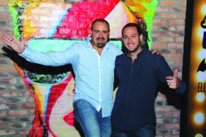 Lior Ganel and Roei Shiff, PlugIN Miami