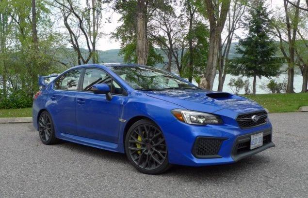 Subaru WRX receives upgrades, updates for 2018