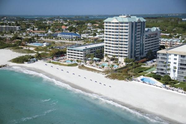 Lido Beach Resort Exterior Beach-min