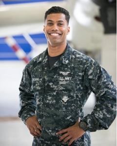 Palmetto High School graduate keeps U.S. Navy aircraft flying