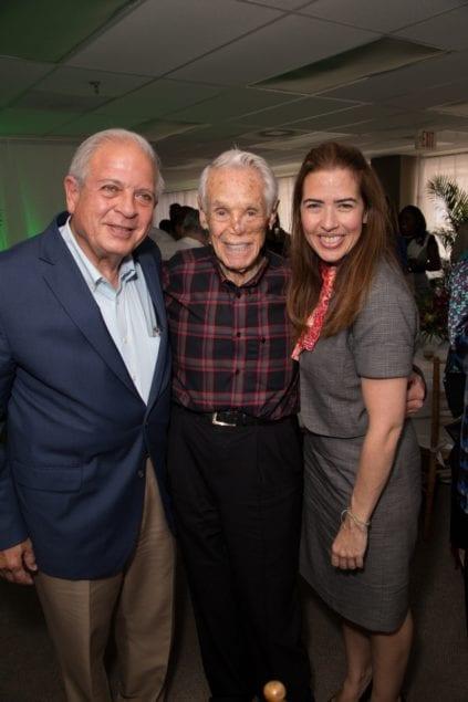 Real estate icon Tibor Hollo celebrates his 90th birthday