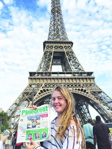 Read in Paris