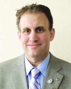 South Miami-Dade's Chuck Gugliuzza elected to Kiwanis International Board