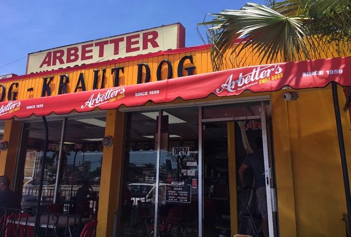 Arbetter's.