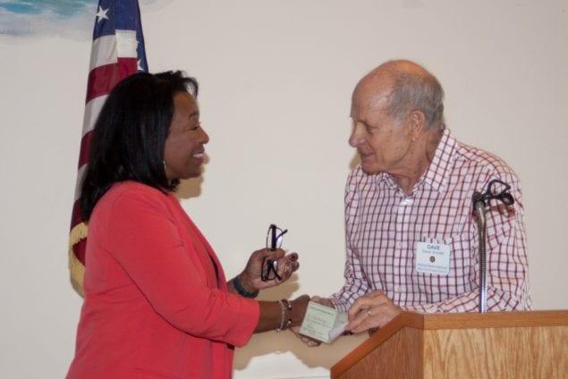 Rotary Club of Coconut Grove awards $4K to Casa Valentina