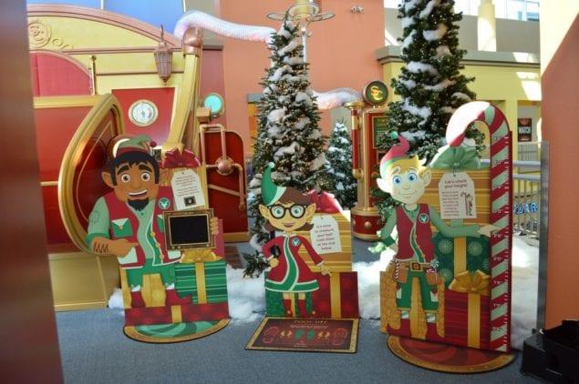 'Santa's Flight Academy' returns to Dolphin Mall for holiday season