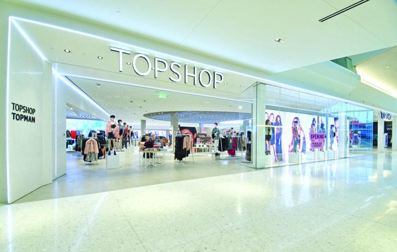 Aventura Mall - ZARA & Topshop