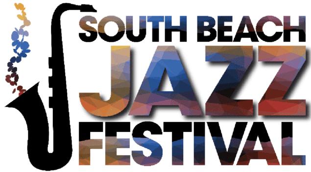 South Beach Jazz Festival Logo 2017