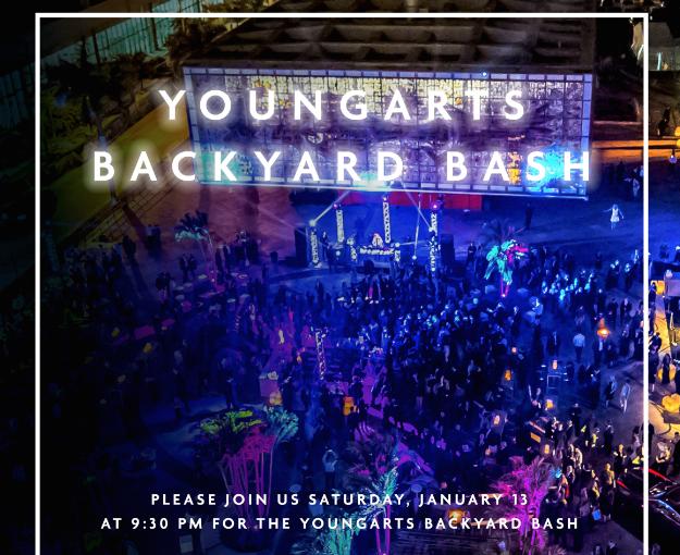 Youngarts Backyard Bash January 13 Miami S Community News