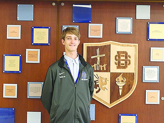 Divine Savior Academy senior wins national honor