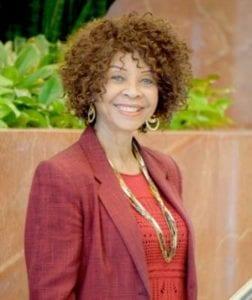 Miami MBDA Export Center Executive Director Marie R. Gill.
