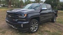 Popular half-ton Chevrolet Silverado is fancy and rugged
