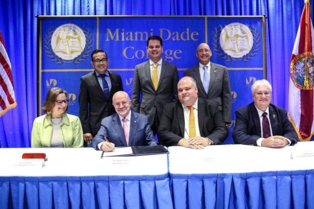 Miami Dade College launches new apprenticeship program