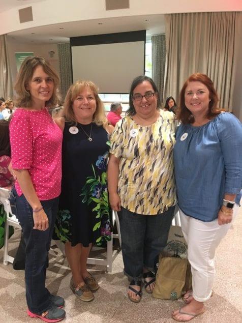 Fairchild Garden hosts 300 teachers during brunch