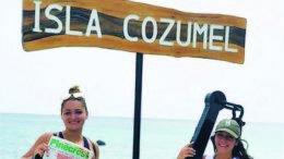 Read in Cozumel