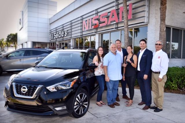 Miami Auto Show >> Nissan And Miami Auto Show Present 2018 Nissan Kicks To Lucky Winner