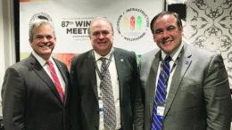 Bermúdez se Une a los Alcaldes de la Nación para Reunión Anual en Invierno de la Conferencia de Alcaldes