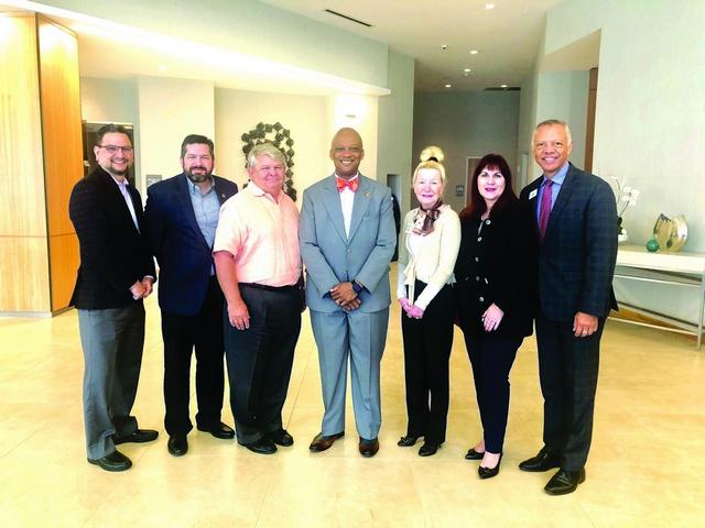 AC Hotel hosts Miami Gardens Mayor Oliver Gilbert