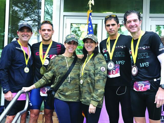 1ST annual Ellie's Army Dirty Socks Run great success