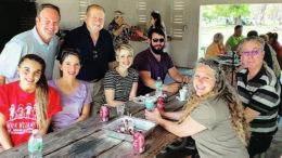 Kings Bowl helps support Gringo Bingo fundraiser