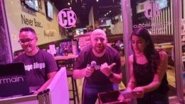 Celebrity ,DJ ,Germain ,Entertain,Clutch, Burger, Gringo,Bingo