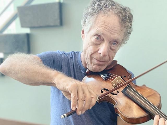 Million dollar J.B. Guadagnini violin donated to Frost School of Music
