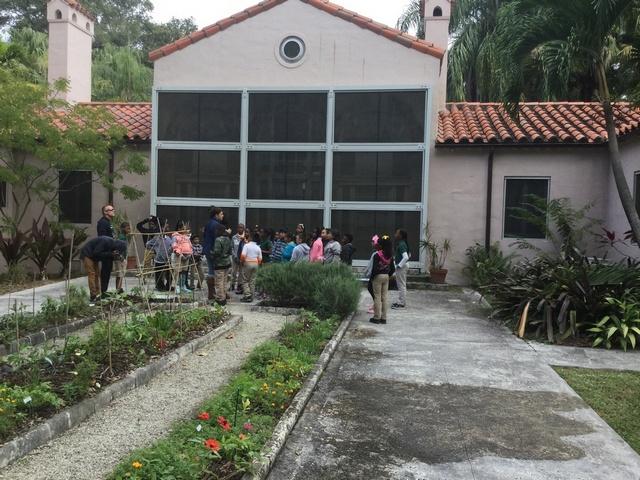 Vizcaya's Urban Farming School Program recognized for innovation