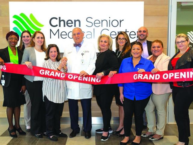 Chen Senior Medical Center comes to Aventura