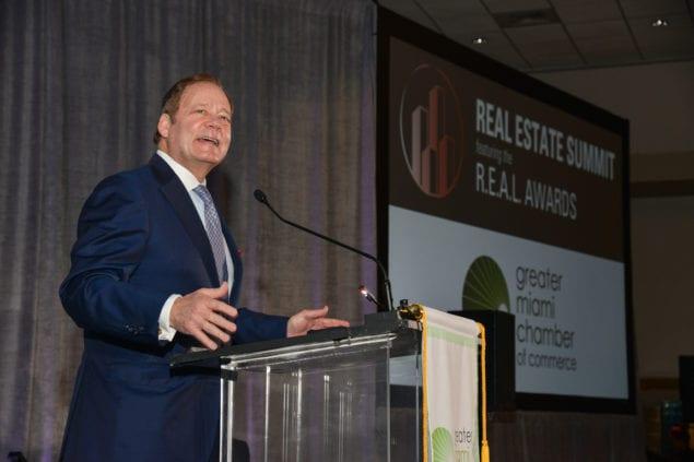W. Allen Morris receives Lifetime Achievement Award from GMCC