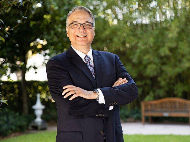 Anthony Eudelio Varona named dean of University of Miami School of Law