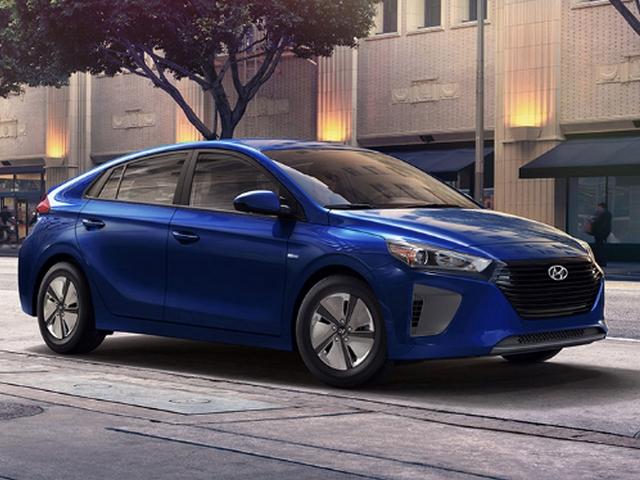 Hyundai Ioniq Hybrid offers max fuel economy, great value