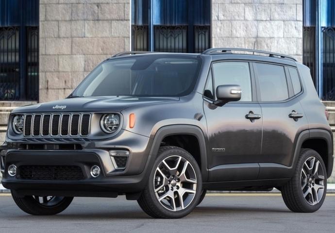 Jeep Renegade Limited >> Jeep Renegade Limited 4 4 Is An Intriguing Small Suv