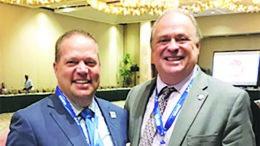 El alcalde Bermúdez se une a los alcaldes de la nación para la reunión de la Conferencia de Alcaldes